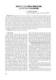 Dẫn dòng thi công về mùa lũ trong xây dựng các công trình thuỷ lợi, thuỷ điện - TS. Nguyễn Hữu Huế