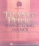 Văn hóa Trang phục Thăng Long - Hà Nội - Phần 1