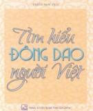 Ebook Tìm hiểu đồng dao người Việt: Phần 1