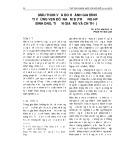 Mâu thuẫn và bạo hành gia đình tại vùng ven đô ở Nam Bộ (Trường hợp Bình Dương, Tiền Giang Và Cần Thơ)