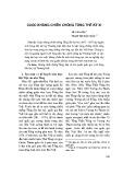 Cuộc kháng chiến chống Tống thế kỷ XI