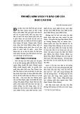 Tìm hiểu kinh sách và báo chí của đạo Cao Đài
