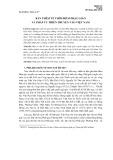Bàn thêm về thời điểm Phật giáo và pháp tu thiền truyền vào Việt Nam