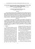 Xác định điều kiện thích hợp cho quá trình sinh tổng hợp enzym Chitosanaza từ Penicillium oxalicum BKH2