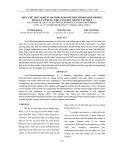 Điều chế thử nghiệm 10α-Trifluoromethylhydroartemisinin dùng làm thuốc chữa sốt rét chống tái phát