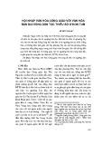 Hội nhập văn hóa Công giáo với văn hóa bản địa vùng dân tộc thiểu số ở Kon Tum
