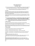 Tiêu chuẩn Quốc gia TCVN 8721:2012