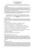 Tiêu chuẩn Quốc gia TCVN 9160:2012