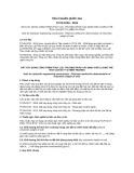 Tiêu chuẩn Quốc gia TCVN 8729:2012