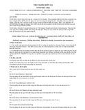 Tiêu chuẩn Quốc gia TCVN 9161:2012