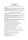 Tiêu chuẩn Quốc gia TCVN 8878:2011