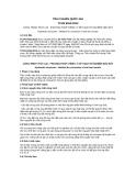 Tiêu chuẩn Quốc gia TCVN 9153:2012