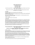 Tiêu chuẩn Quốc gia TCVN 9237-1:2012 - ISO 11338-1:2003
