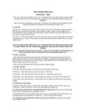 Tiêu chuẩn Quốc gia TCVN 8727:2012