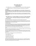 Tiêu chuẩn Quốc gia TCVN 9146:2012