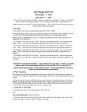Tiêu chuẩn Quốc gia TCVN 8987-2:2012 - ISO 11212-2:1997