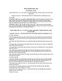 Tiêu chuẩn Quốc gia TCVN 9155:2012