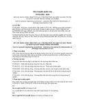 Tiêu chuẩn Quốc gia TCVN 8720:2012