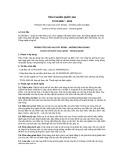 Tiêu chuẩn Quốc gia TCVN 8927:2013