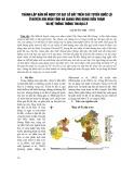 Thành lập bản đồ nguy cơ sạt lở đất trên các tuyến quốc lộ ở huyện Xín Mần tỉnh Hà Giang ứng dụng viễn thám và hệ thống thông tin địa lý - Lại Anh Tuấn