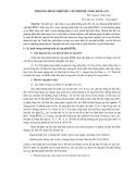 Phương pháp thiết kế cấp phối bê tông đầm lăn - ThS. Nguyễn Như Oanh