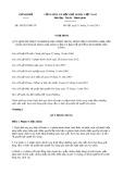 Nghị định số: 185/2013/NĐ-CP