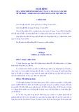 Nghị định số: 105/2009/NĐ-CP