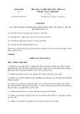 Nghị định số: 169/2013/NĐ-CP