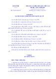 Nghị định số: 176/2013/NĐ-CP