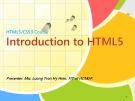 Bài giảng Phát triển ứng dụng Web – Web Programming: Chương 4 - ThS. Lương Trần Hy Hiến