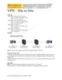 Tài liệu hướng dẫn thực hành LAB MCSA 2008: VPN - Site to Site