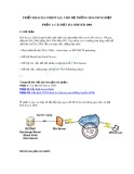 Triển khai ISA Firewall cho hệ thống doanh nghiệp - Phần 1: Cài đặt ISA Server 2006
