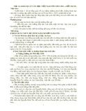 Giáo án môn Ngữ Văn lớp 12