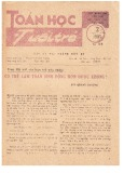 Toán học và tuổi trẻ Số 154 (2/1987)