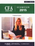 Ebook CFA Exam prep schweser 2015