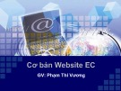 Bài giảng Thương mại điện tử: Chương 4 - Phạm Thị Vương