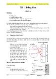 Bài giảng Cấu trúc dữ liệu 2