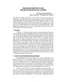 Ứng dụng mô hình Swan cho việc tính sóng ở vùng biển Hải Hậu, Nam Định - ThS. Nguyễn Thị Thu Hương