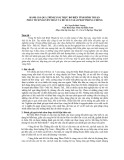 Đánh giá quá trình xâm thực bờ biển tỉnh Bình Thuận phân tích nguyên nhân và đề xuất giải pháp phòng chống - KS. Nguyễn Đình Vượng