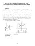 Khảo sát lý thuyết giao động của cơ hệ trong giai đoạn chuyển tiếp áp dụng vào công nghệ đúc bê tông kiểu rung thể tích - ThS. Nguyễn Đắc Hưng
