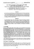 Đặc trưng nước rác và hiện trạng công nghệ xử lý nước rác tại Việt Nam
