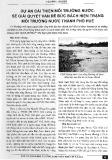 Dự án cải thiện môi trường nước: sẽ giải quyết vấn đề bức bách hiện trạng môi trường nước Thành phố Huế