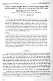 Chế tạo thiết bị điện hóa sản xuất dung dịch Natri Hypoclorit có công suất clo hoạt tính trên 2 kg/h