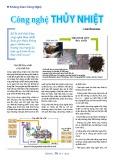 Công nghệ thủy nhiệt