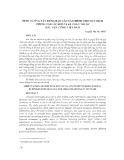 Định hướng xây dựng báo cáo tài chính cho mục đích chung tại các đơn vị kế toán thuộc khu vực công Việt Nam