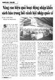 Nâng cao hiệu quả hoạt động nhập khẩu sách báo trong bối cảnh hội nhập quốc tế