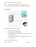 Bài giảng Thực hành chương 4: Triển khai phần mềm tự động cho user và Computer sử dụng Group Policy - Từ Thanh Trí