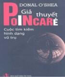 Ebook Giả thuyết Poincaré cuộc tìm kiếm hình dạng vũ trụ: Phần 2