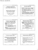 Bài giảng Tương tác người máy: Phần 1 - Lương Mạnh Bá