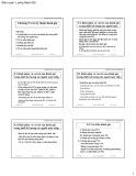 Bài giảng Hệ tương tác người máy: Chương 9 - Lương Mạnh Bá